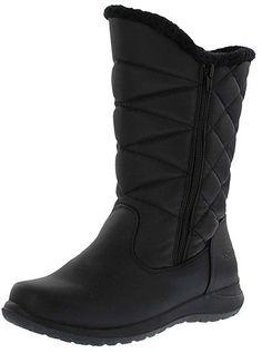 art 909 Winterstiefel LEDER Damenstiefel Boots Stiefel Winterschuhe Schuhe Neu D