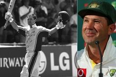 Ricky Ponting:  International cricket will definitely miss the man who mastered the pull and hook shot, but the world will always remember the pugnacious Tasmanian who played with only one purpose – to win.