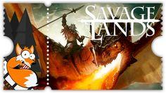 УРОКИ ВЫЖИВАНИЯ - КАК ОСЕДЛАТЬ ДРАКОНА? | Savage Lands http://youtu.be/TlZ_zH163wQ