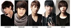 MyName..kpop group I love them