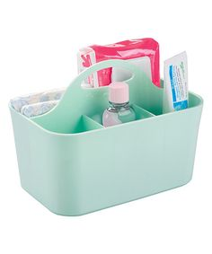 Loving this Mint Clarity Caddy on #zulily! #zulilyfinds