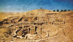 Turkey s Göbeklitepe, the site of the world's oldest temple, may be the home of the first pictograph, according to a scene etched into an obelisk.
