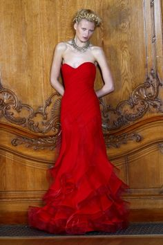 Dilek Hanif Fall Winter Couture 2012 Paris