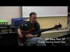Michael Manring - NH Bass Fest
