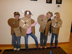"""The twins just finished a History unit on vikings. When we started the unit I said, """"When we finish learning about the vikings we can watch. Dragon Birthday, Dragon Party, Girl Birthday, Leif Erikson Day, Viking Party, Viking Dragon, Viking Costume, Real Vikings, Movie Party"""