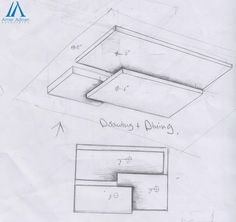 Modern Interior Design Sketch Work Idea for Drawing and Dining Room by AAA Interior Designing, Best Interior Design, Best False Ceiling Designs, Interior Design And Construction, Gypsum Ceiling, Marble Interior, Medical Office Design, Plafond Design, Sketch Design