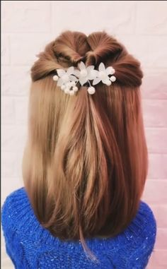 6 Simple Quick & Easy Hairstyles| Long Hair - hairstyles for long hair tutorials