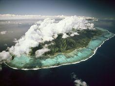 Tahiti  Fotografía de Paul Chesley