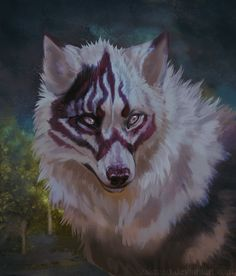 more painterly style, I am still practice T_T __________________________________________________________ Artwork © ZakraArt Character © ZakraArt