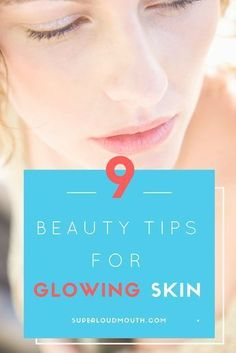 9 Beauty Tips that will avoid all skin issues like aging, acne&blemishes. So try to incorporate these beauty tips to get a glowing and flawless skin. #glowingskin #beautytips #beautytipsforskin #beautytipsforface #ConcealerTips
