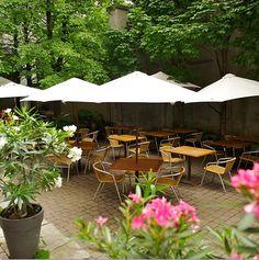 Restaurant terrasses