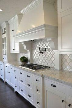 Incredible White Kitchen Design Ideas (33)
