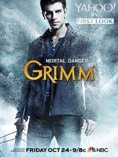 #Grimm Season 4   NBC