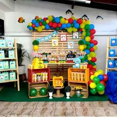 Turma da Mônica Toy !! #pallet #turmadamonica #toy #turmadamonicatoy #festainfantil #festademenina #irmasfestas #facasuafesta #festarecife #realozandosonhos