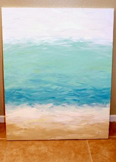Foolproof DIY Impressionistic Paintings! :: Hometalk