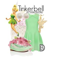 A fashion look from March 2014 featuring green dress, ballerina flats and white crossbody handbags. Browse and shop related looks.