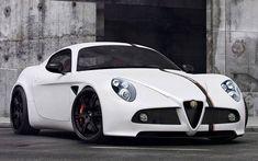 2012 Alfa Romeo 8C Competizione Wheelsandmore Stage II #alfaromeo8ccompetizione
