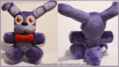 Bonnie Finished by UraHameshi.deviantart.com on @DeviantArt