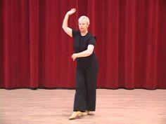 Silver Rumba - Fan Development, Hockey Stick, Ballroom Dance Lesson
