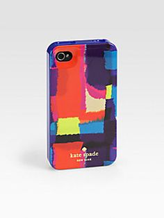 Kate Spade New York  Abstract iPhone Case