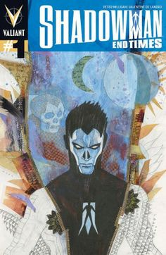 Valiant Entertainment Sneak Peeks 'Shadowman: End Times' #1