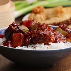 Sticky Chinese BBQ Chicken