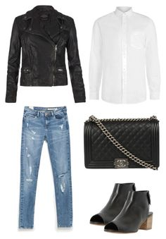 """""""Untitled #3"""" by frankie77x on Polyvore featuring Zara, Dune, AllSaints, Topman and Chanel"""