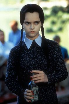 Christina Ricci in Addams Family Values (1993) directed by Barry Sonnenfeld