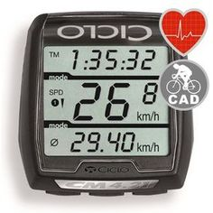 Ciclo Sport CM 4.21HR - with Heart Rate