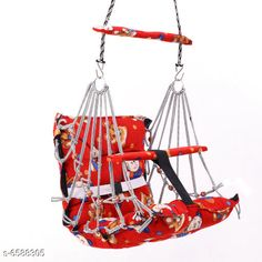 Baby Personal Care Baby Swings Jula Product Name  : Home Garden Baby Jhula Type : Jula Material : Cotton Size : Free Size ( Length Size : 67 cm m Width Size : 55 cm ) Age Group : 3- 6 Years Multipack : 1 Country of Origin: India Sizes Available: Free Size   Catalog Rating: ★4.3 (389)  Catalog Name: Baby Swings Jula CatalogID_1049677 C51-SC1664 Code: 624-6588305-7311