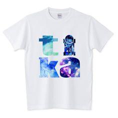 tikaロゴ   デザインTシャツ通販 T-SHIRTS TRINITY(Tシャツトリニティ)