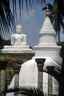 Mihintale Temple, near Anuradhapura, Sri Lanka