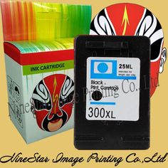 Noir Cartouche Pour HP 300 300 XL Noir D ENCRE pour HP300 D1660 D2560 D2660  D5560 F2420 F2480 F2492 F4210 F4224 F4272 F4280 NS17 c3470ee8c04d