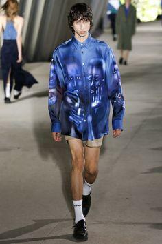 Études Spring 2018 Menswear Collection Photos - Vogue