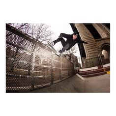 """""""I wanna Rock and Roll all nightttt, and party every day""""  #RockAndRoll #RyanYost #LES #Skateboarding #DolaVisionPhotography"""