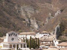 Roccaporena, near Cascia, Italy