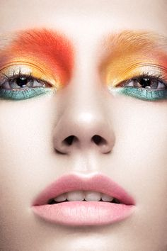 """FIVE ELEMENTS"" for TWO Magazine Issue 17 by Ruo Bing Li, via Behance"