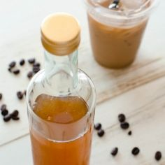 Pumpkin Spice Syrup - for a homemade Pumpkin Spice Latte or to flavor any hot or cold drink.