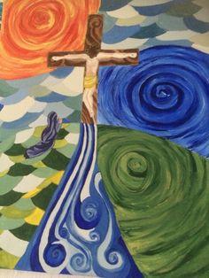 On Earth as it is in Heaven by Laura Crean