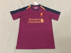 2018-19 Cheap Jersey Liverpool Away Replica Purple Shirt [BFC949]
