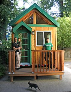 Inside This 150 Square Foot House By Molecule Tiny Homes (PHOTOS)