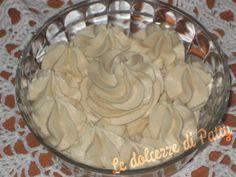 CREMA DI BURRO AL CAFFE' / ricetta senza uova