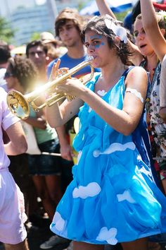 Orquestra Voadora, carnaval