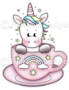 Pink Gem Designs : Teacup Unicorn - Digi Stamp - Please note that this is a digital image and you will not therefore receive anything through the pos. Unicornios Wallpaper, Trendy Wallpaper, Pattern Wallpaper, Disney Wallpaper, Wallpaper Quotes, Wallpaper Backgrounds, Unicorn Drawing, Unicorn Art, Unicorn Pictures