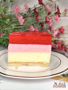 Vanilla Cake, Panna Cotta, Cheesecake, Ethnic Recipes, Dulce De Leche, Cheesecakes, Cherry Cheesecake Shooters
