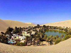 Huachuca Puruvian Desert