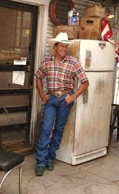George Harvey Strait was born May 18, 1952, in Pearsall, Texas, just south of San Antonio.