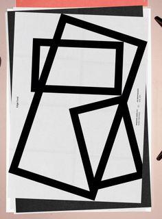 les graphiquants #poster #geometric #shape