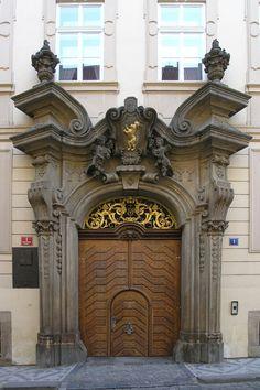 Prague doors n gates. Prague Czech Republic, Heart Of Europe, European Countries, Beautiful Places In The World, Bratislava, Eastern Europe, Hungary, Kenya, Barcelona Cathedral