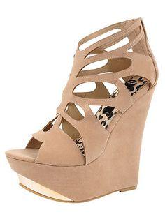 Dollhouse Dynamite, $38; metroparkusa.com #shoes #wedges